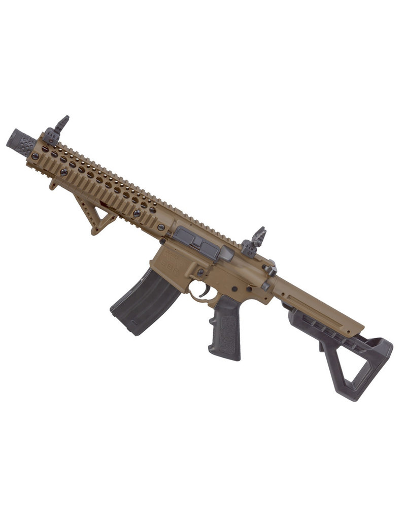 Crosman Crosman DPMS SBR Full-Auto BB Rifle DARK EARTH