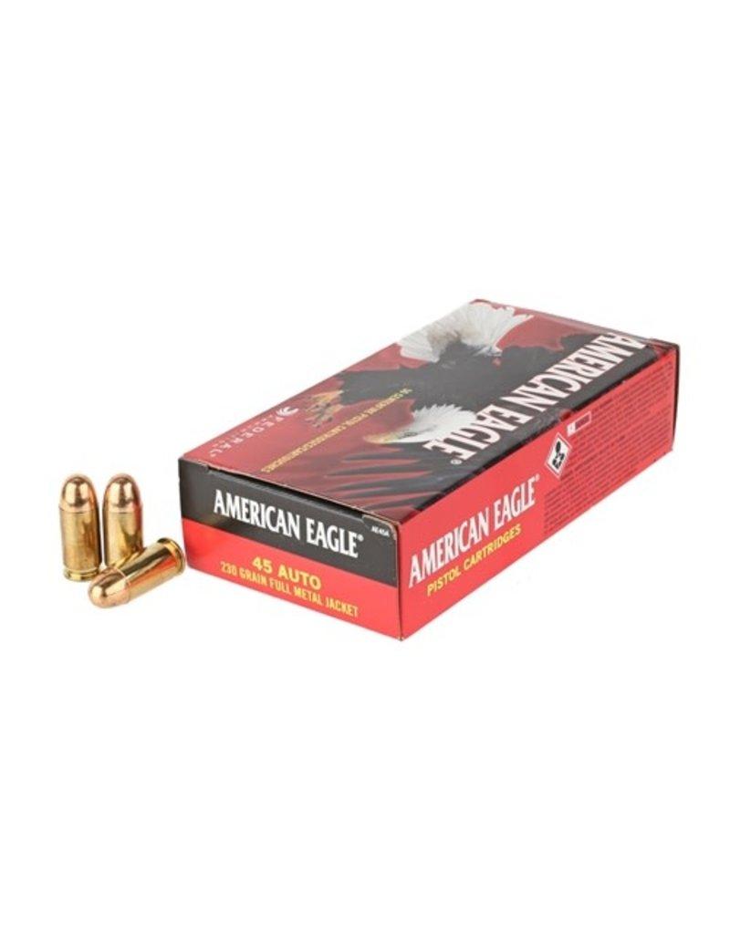 Federal Ammunition FEDERAL .45 ACP 230 GRAIN FMJ