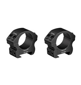 """Vortex Pro Rings 1-Inch Low 0.75""""/19.0mm (2 rings)"""