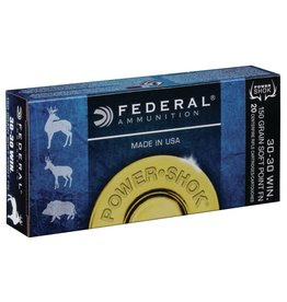 Federal Federal 30-30 150 Grain Soft Point FN 20ct