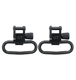 "GrovTec GrovTec GTSW02 Locking Sling Swivels 1.25"" Pair"