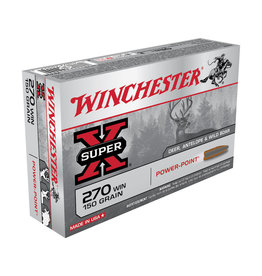 Winchester Winchester 270 Win. 150 Gr Powerpoint X2704