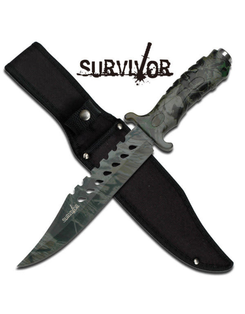 Survivor Survivor Fixed Blade Knife