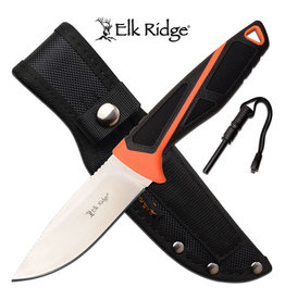 Elk Ridge ELK RIDGE ER-200-23OR FIXED BLADE KNIFE