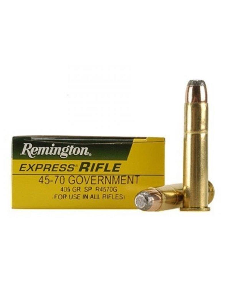 Remington Remington 45-70 GOVT 405gr Core-Lokt 29473