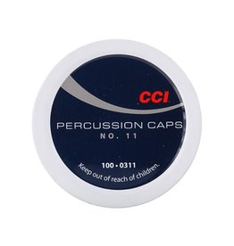 CCI CCI PERCUSSION CAPS #11 100/BX