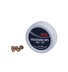 CCI CCI #10 PERCUSSION CAPS
