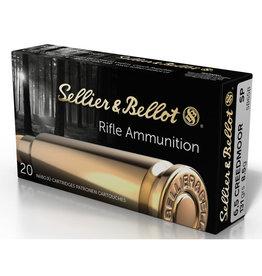 Sellier & Bellot Sellier&Bellot 6.5Creedmoor 131Gr SoftPoint