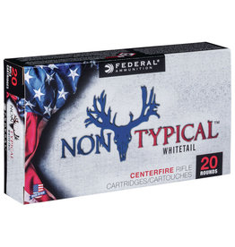 Federal Federal 6.5 Creedmoor 140Gr Non Typical Soft Point