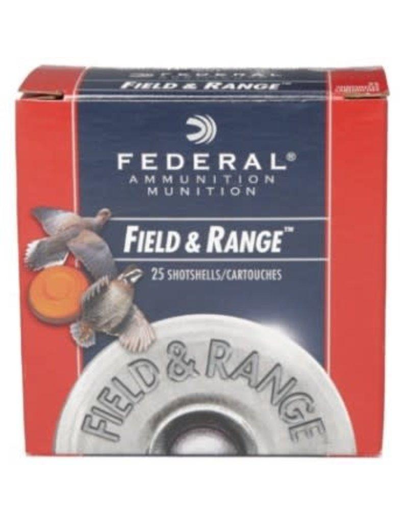 Federal Ammunition Federal 20Ga Field And Range 7.5 7/8oz 2 1/2drm