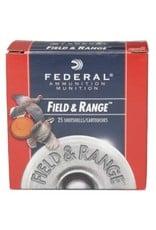 Federal Ammunition Federal 20Ga Field And Range #8 7/8oz 2 1/2drm