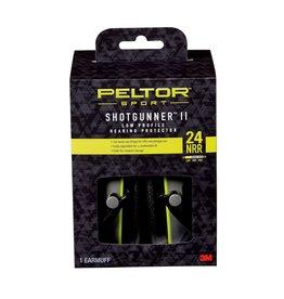 Peltor peltor 97040-PEL-6c Peltor Sport Shotgunner II Low-Profile Hearing Protector