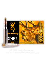 BROWNING - AMMUNITION Browning 30-06 185gr Big Game Ammo