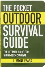 Skyhorse Publishing Inc The Pocket Outdoor Survival Guide Book
