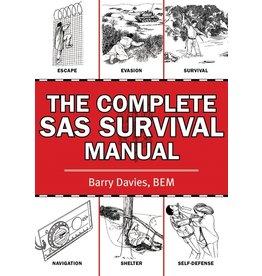 Skyhorse Publishing Inc The Complete SAS Survival Manual