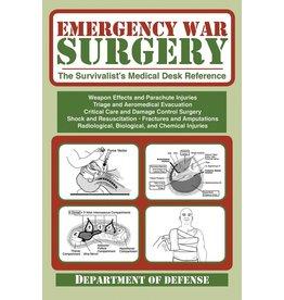 Skyhorse Publishing Inc Emergency War Surgery