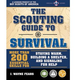 Skyhorse Publishing Inc The Scouting Guide To Survival