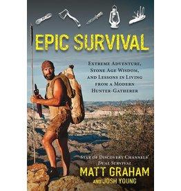 Skyhorse Publishing Inc Epic Survival