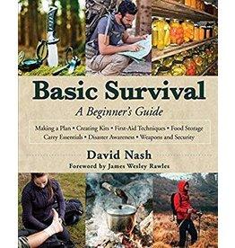 Skyhorse Publishing Inc Basic Survival A Beginner's Guide