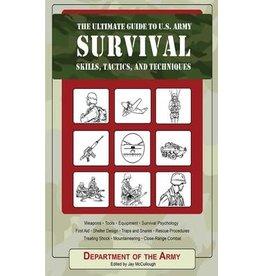 Skyhorse Publishing Inc Survival Skills, Tactics, And Techniques