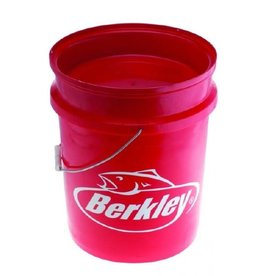 Berkley Bucket-Red Berkley BA5GFBP Bulk 5 Gallon