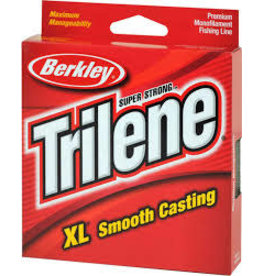 Berkley Berkley Trilene XL 6lb 110 yd Low Vis Green