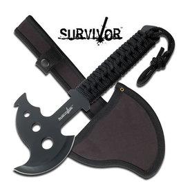 """Survivor X-17 AXE 10.5"""" OVERALL"""