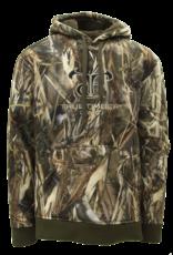 TrueTimber TrueTimber High Pile Fleece Hoodie - DRT (L)