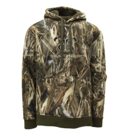TrueTimber TrueTimber High Pile Fleece Hoodie - DRT (XL)