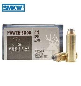Federal FEDERAL 44 MAG 240 JHP POWER-SHOK 20 PK