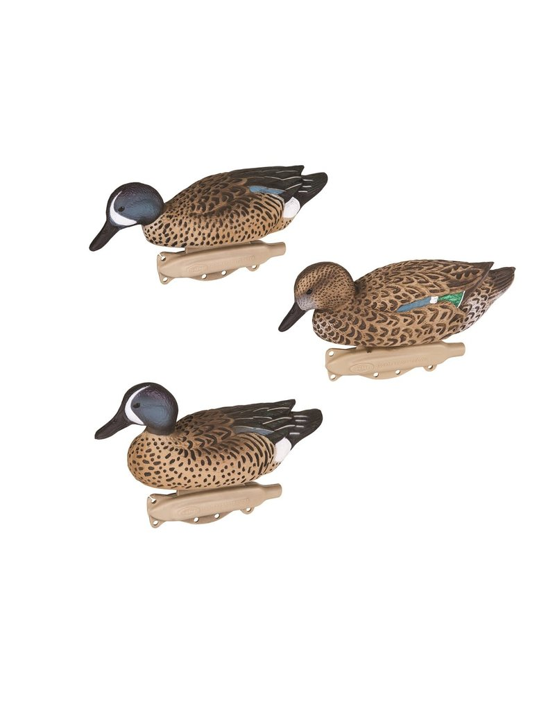 Flambeau Outdoors Flambeau Classic decoy Blue Winged Teal 6/Pk