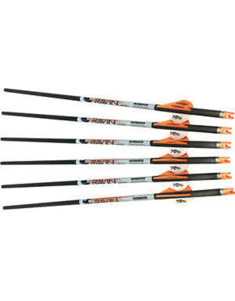 Ravin Crossbows Ravin Premium Arrows 400gr .001 6/pk