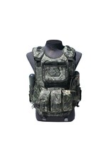 Gen X Global Gen X Tactical Paintball Vest (Digital Green)
