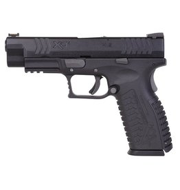 """Springfield Springfield Armory XDM 4.5"""" .177 cal 20 rd black with blowback"""