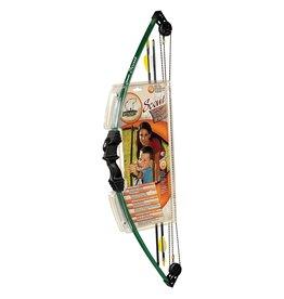 Bear Archery Bear Scout Youth Set RH/LH Green