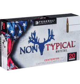 Federal Ammunition Federal Non-Typical Whitetail 300 WIN MAG 180gr Soft Point 20ct