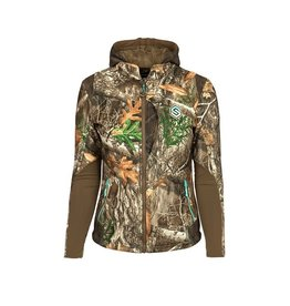scentlok ScentLok Womens Full Season Taktix Jacket Large RT Edge