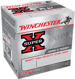 Winchester SUPR-X XPRT W 12GA 3IN 1.125OZ 4 25/BX