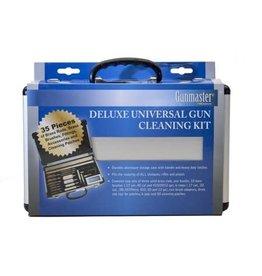 GunMaster 35 Piece Deluxe Universal Gun Cleaning Kit