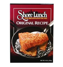 Shore Lunch Original Recipe Shorelunch SL1 Fish Batter Mix 9oz