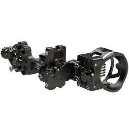 AXION ARCHERY Axion RD5 Rear Adjustable 5 pin sight .019