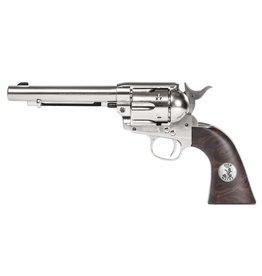 Duke Duke SSA Colt Peacemaker CO2 revolver Nickel John Wayne .177-410FPS