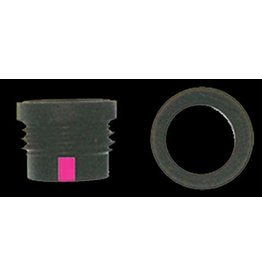 SPECIALTY ARCHERY LLC S&S 1/8 Verifier Peep #5 Purple