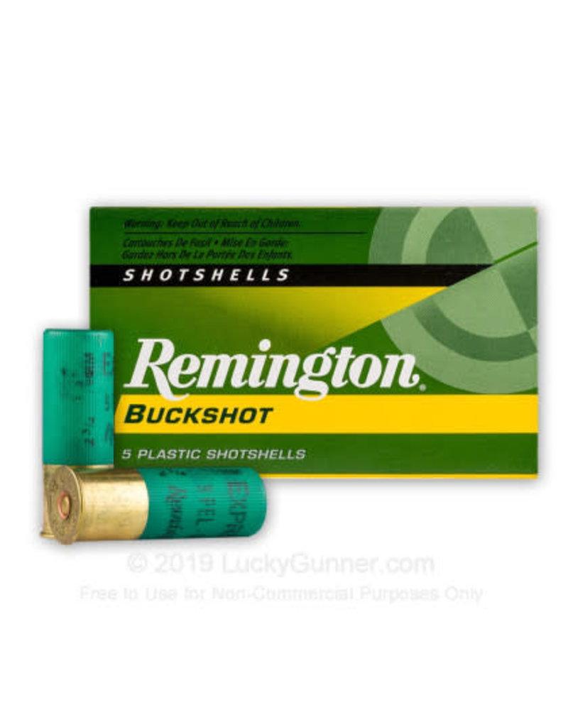 Remington Remington 12B00 Express Shotgun Ammo 12 GA, 2-3/4 in, 00B, 9