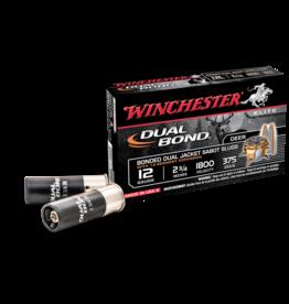 WINCHESTER - AMMUNITION Supreme Elite DB Sabot Slug 12ga 2.75