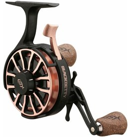 13 Fishing 13 Fishing - Black Betty FreeFall 2.5:1 Gear Ratio - Carbon Frame w/ New Line Window - Trick Shop Special Edition