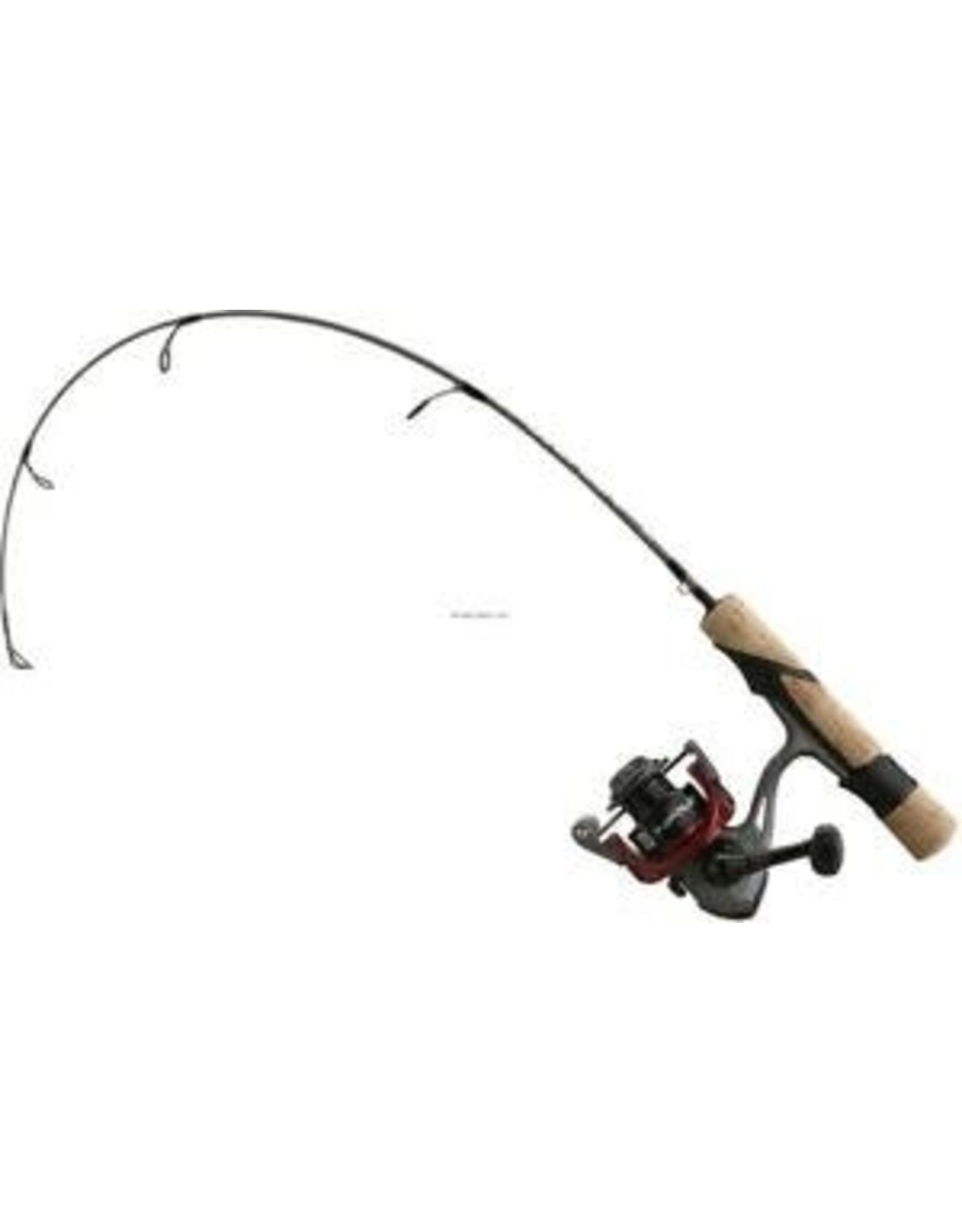 "13 Fishing 13 Fishing - Microtec Walleye Ice Combo 36"" Medium"