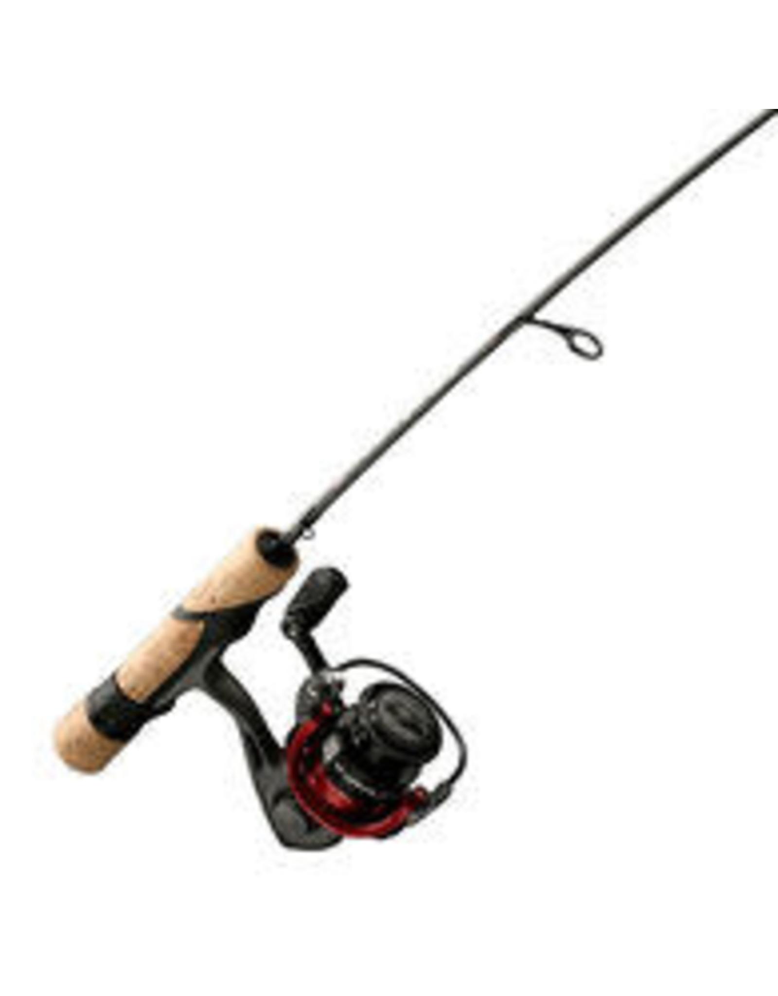"13 Fishing 13 Fishing - Infrared Ice Combo 28"" M"