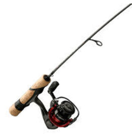 "13 Fishing 13 Fishing - Infrared Ice Combo 28"" M"