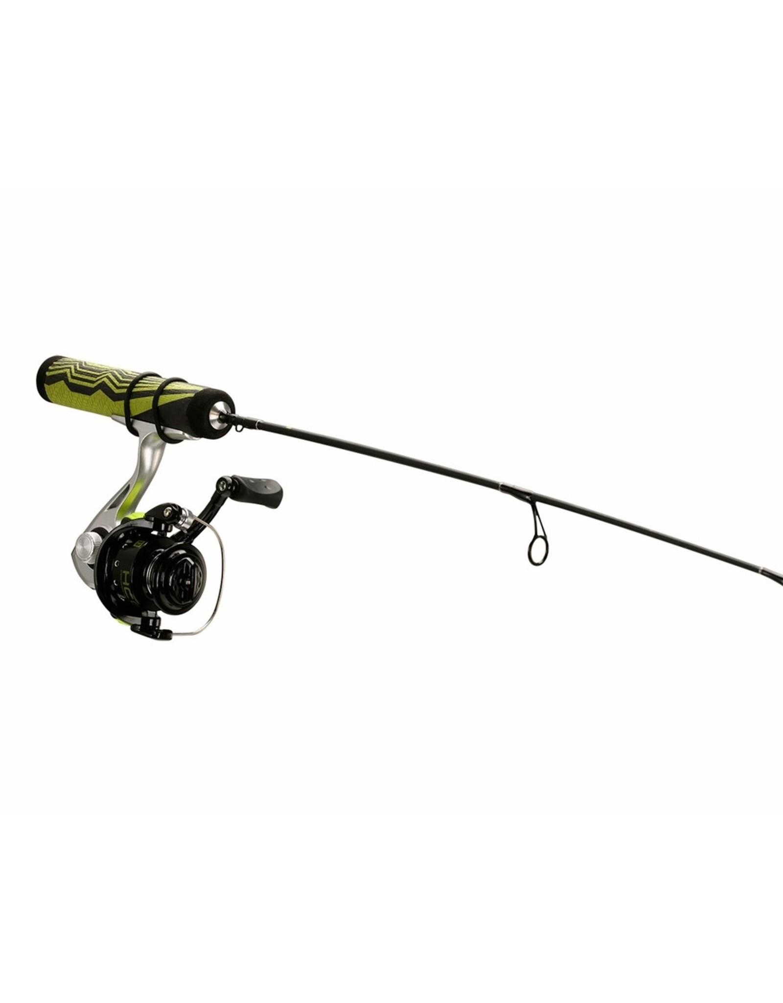 """13 Fishing 13 Fishing - Hybrid Comfort Ice Combo 27"""""""